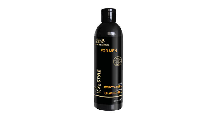 Golden Green Barber Vitastyle For Men habzó borotvagél 250 ml