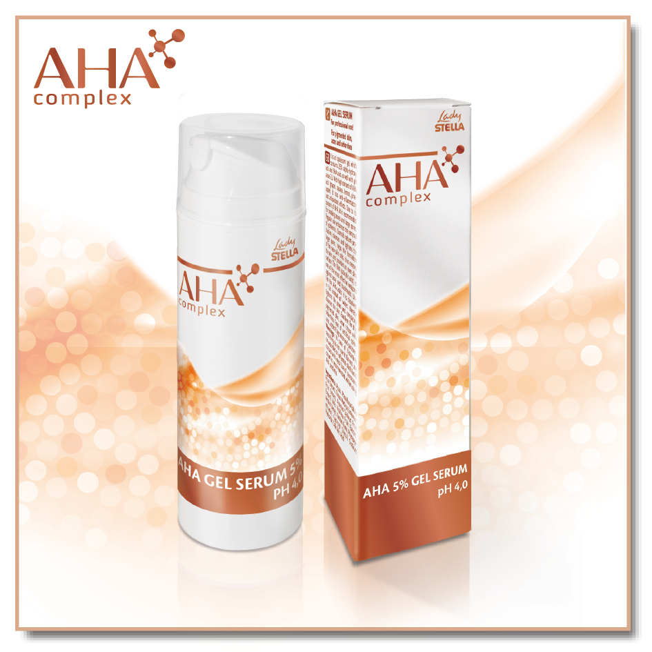 AHA Complex AHA GÉLSZÉRUM 5% 30 ml