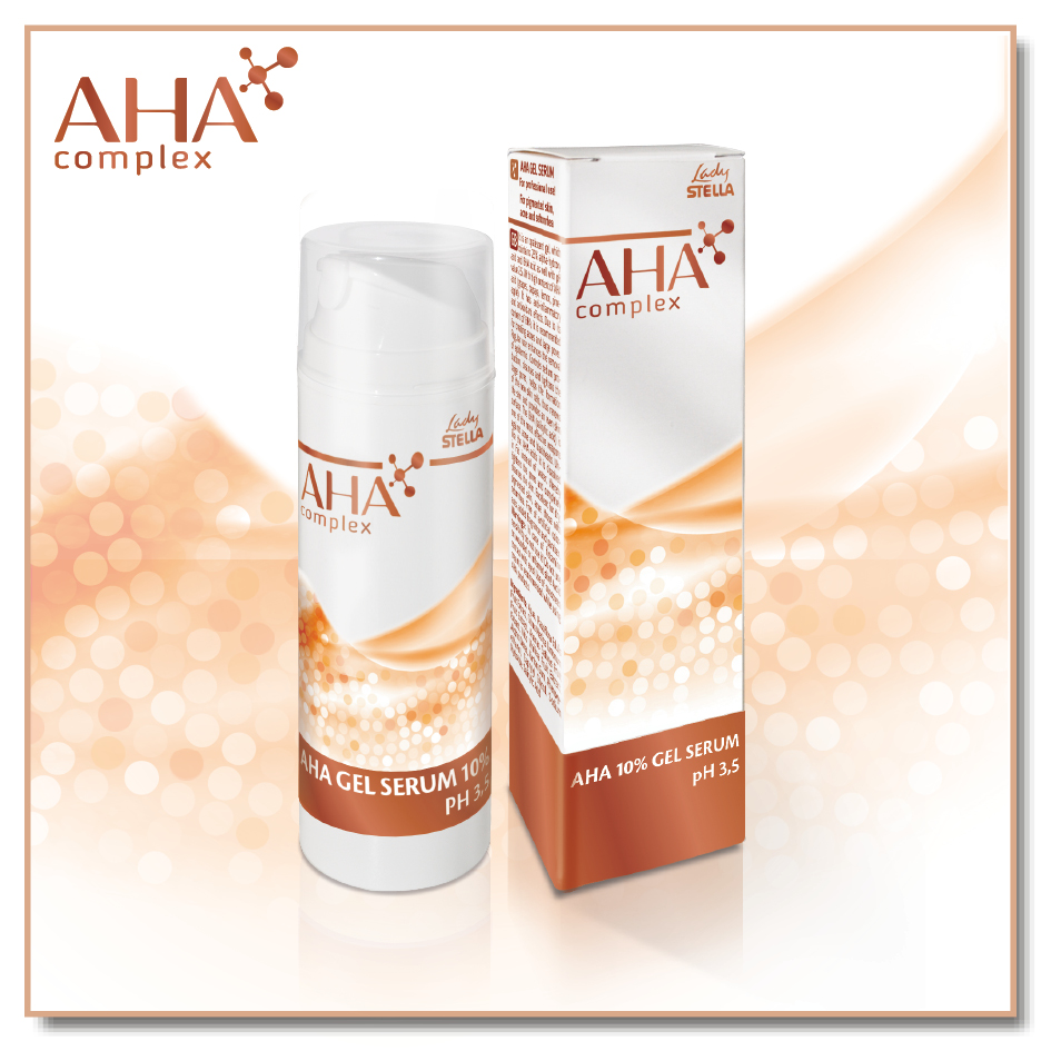 AHA Complex AHA GÉLSZÉRUM 10% 30 ml