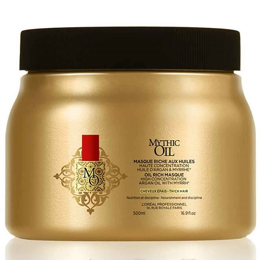 L'ORÉAL Mythic Oil - Rich Oil Mask 500 ml