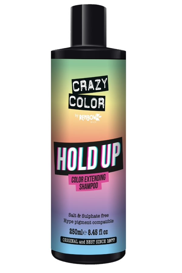 Crazy Color Hold Up Color Extending Shampoo 250 ml