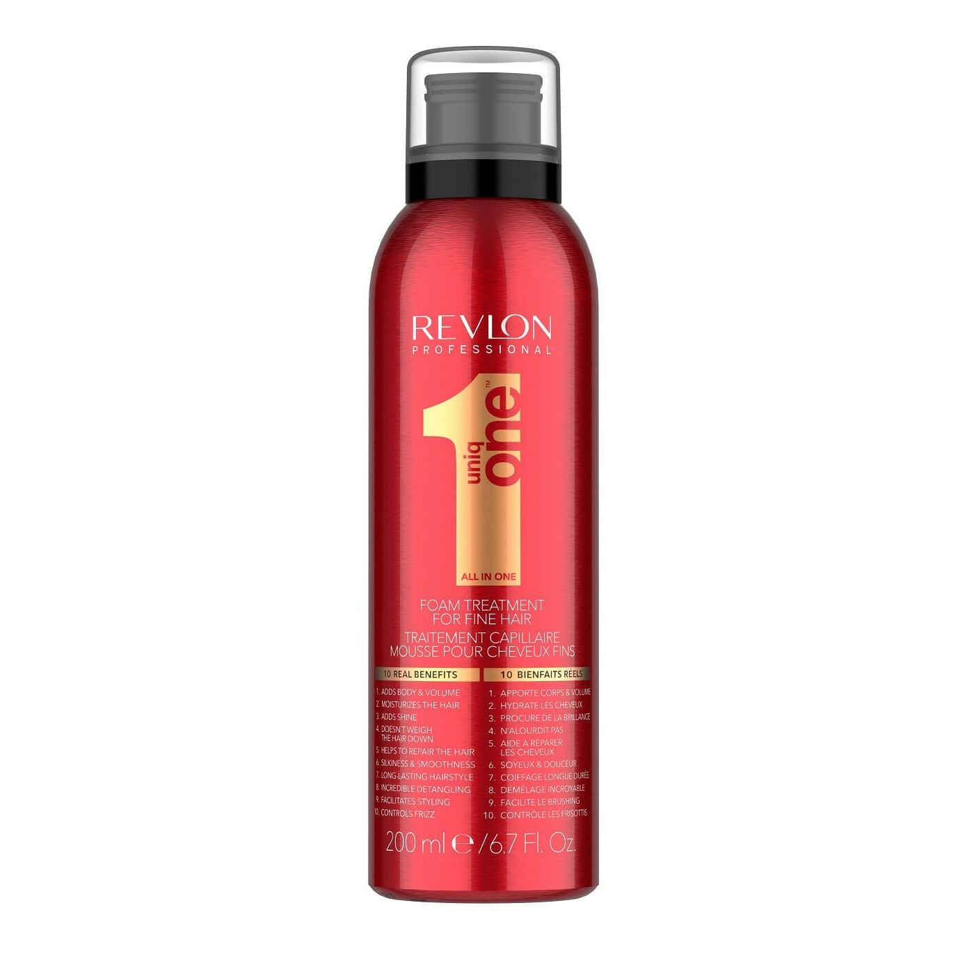 Uniq One Foam Treatment for Fine Hair 200 ml