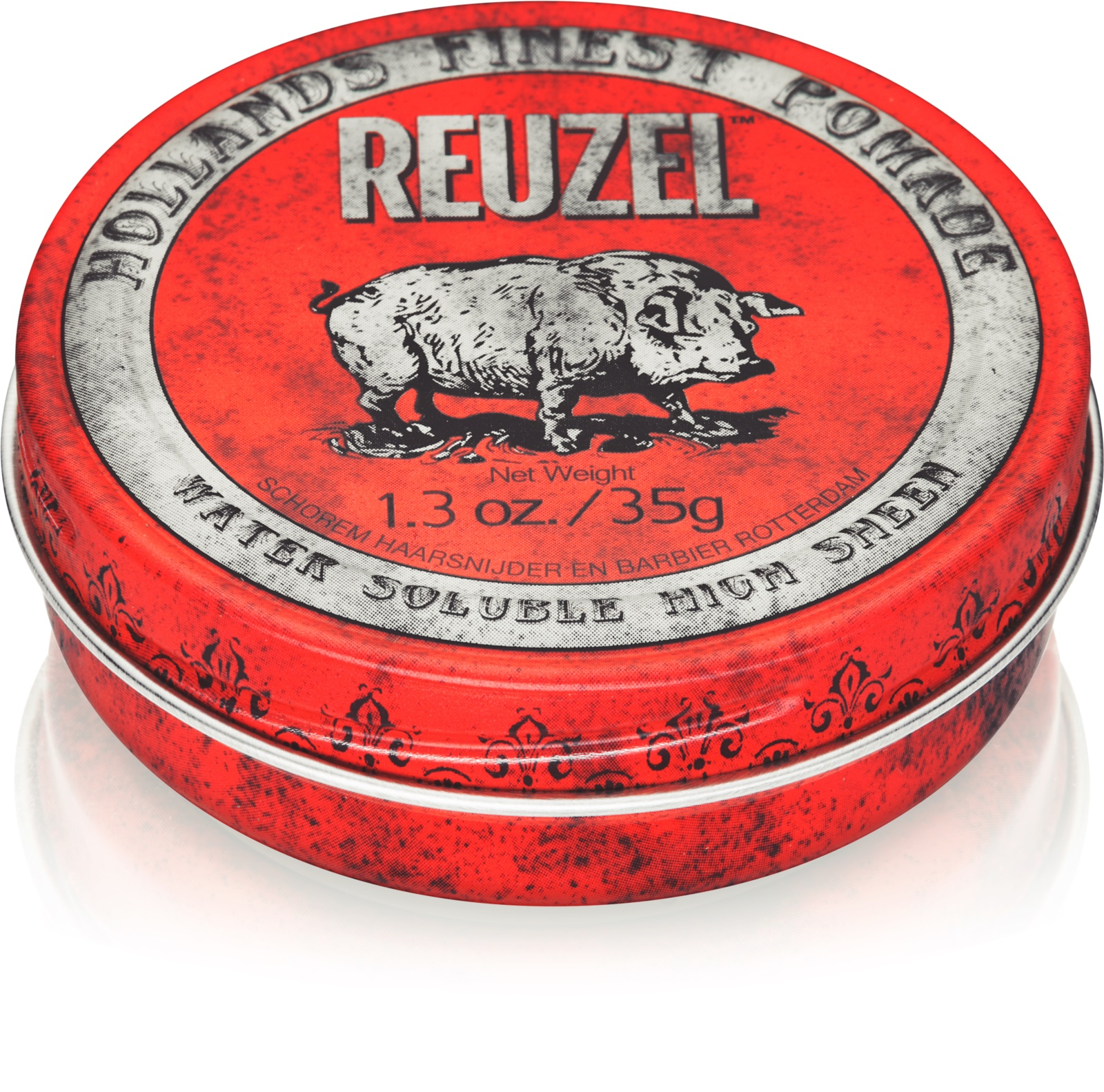 REUZEL Hollands Finest Pomade Water Soluble Night Sheen 35 g