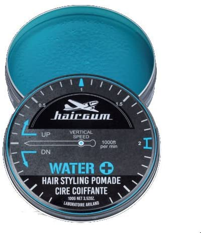HAIRGUM Water+ Hair Styling Pomade 100 g