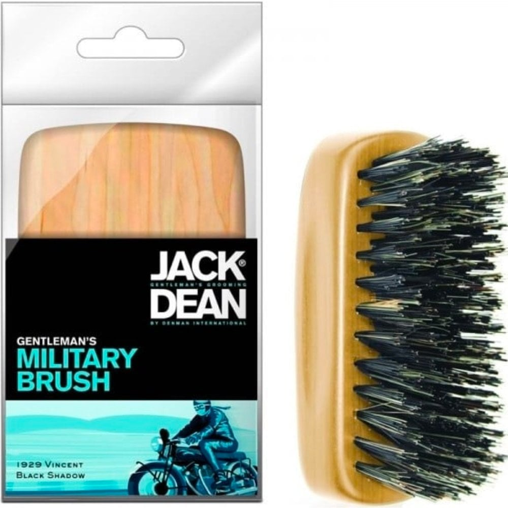 DENMAN Jack Dean Gentlemen's Military Brush