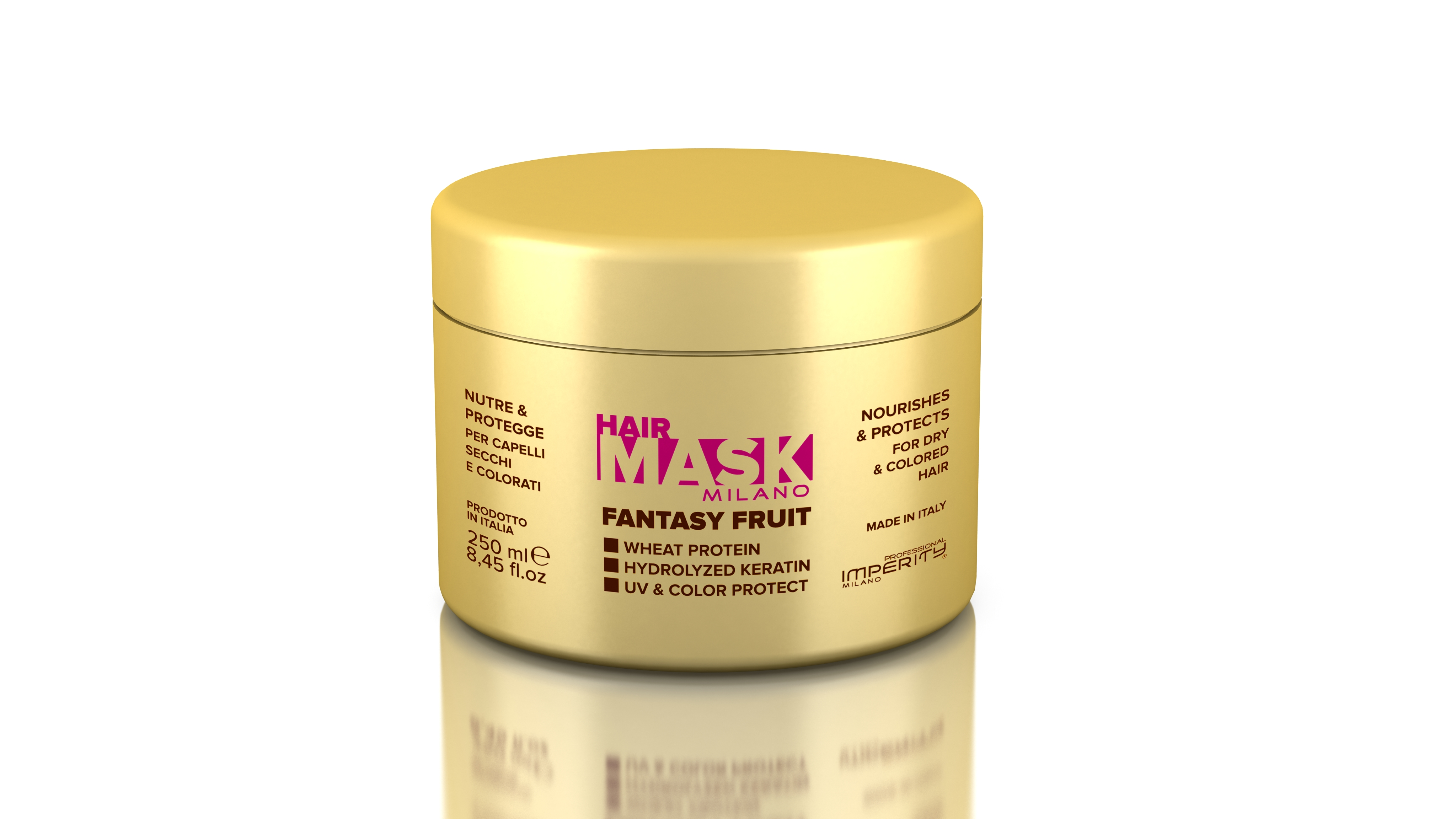 IMPERITY Milano Hair Mask Fantasy Fruit 250 ml