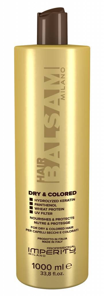 IMPERITY Milano Dry & Colored Hair Balsam 1000 ml