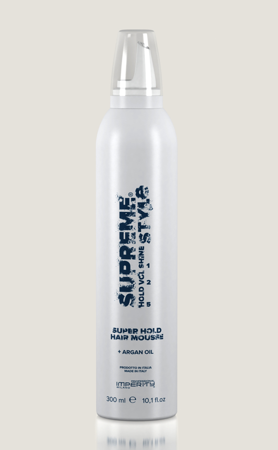 IMPERITY Supreme Style Extra Strong Hair Mousse 300 ml