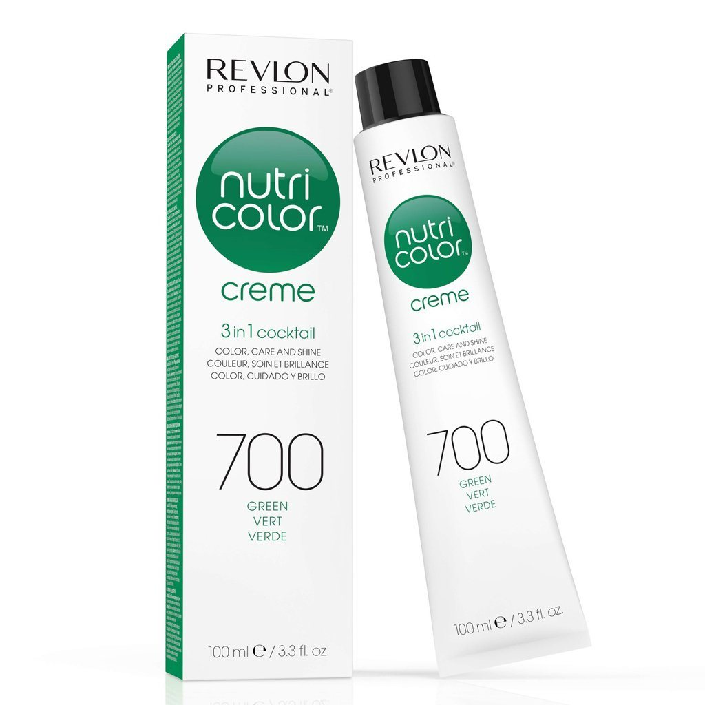 Revlon Nutri Color Creme 700 Green 100 ml