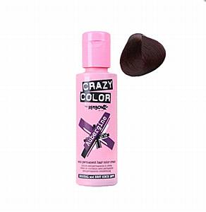 Crazy Color 50 Aubergine 100 ml (Lila)