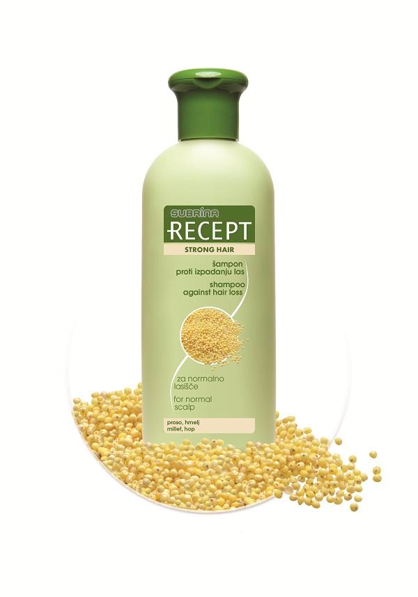 SUBRINA Recept sampon hajhullás ellen 200 ml (52216)