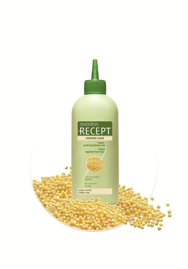 SUBRINA Recept hajszesz hajhullás ellen 200 ml  (52218)