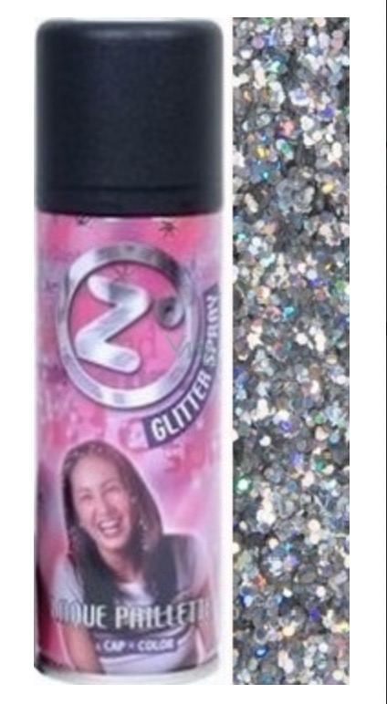 Csillám spray (vegyes szín) 125 ml